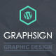 Graphsign - Creative One Page Multi-Purpose WP Theme