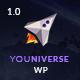 Business WordPress Theme - Youniverse