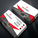 Corporate Business Card Template303