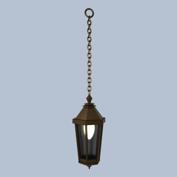 Street-lamp - 3DOcean Item for Sale