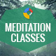 GWD | Meditation Classes HTML5 Banners - 07 Sizes