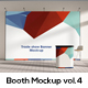 Trade Show Booth Mock-ups Vol.4