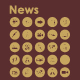 25 News icons