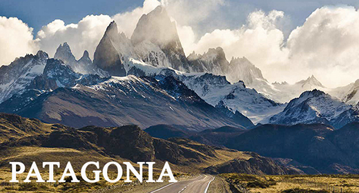 PATAGONIA (ARGENTINE SOUTH)