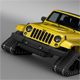 Jeep Wrangler Unlimited X1 Crawler 2016
