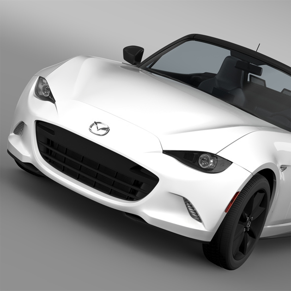 Mazda MX 5 Maita 2016 - 3DOcean Item for Sale