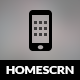 Homescreen | Mobile & Tablet Responsive Template