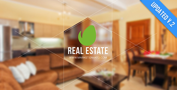 Elegant Real Estate Presentation (Commercials)