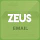 Zeus - Responsive Email Template + Builder 2.0