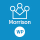 Morrison Invest - Financial Advisor & Business WP Theme