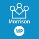 Morrison Invest - Financial Advisor & Business WP Theme
