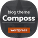 Composs - Elegant Blog, Magazine & News Theme