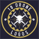 10 Drone Badges