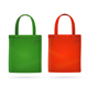 Fabric Cloth Bag Tote Set