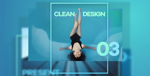 Clean Design Promo (Abstract)
