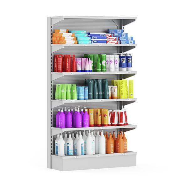 Market Shelf – Cosmetics - 3DOcean Item for Sale