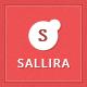 Sallira Multipurpose Startup Business Template
