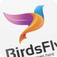 Birds Fly - Logo Template