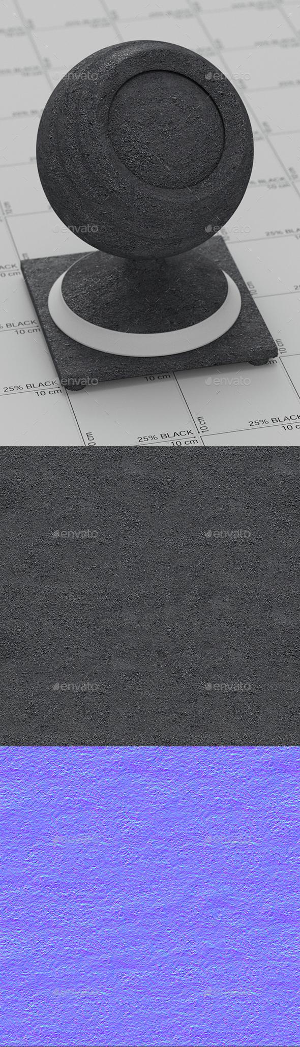 Seamless Asphalt Texture - 3DOcean Item for Sale