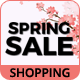 Spring Sale - HTML5 Ad Banners