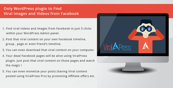 Download ViralPress Pro WordPress Plugin nulled download