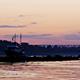 River Harbor Sunset