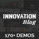 Innovation - Responsive WordPress Blog Theme