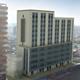 HOTEL BUILDING , INTERIOR, EXTERIOR