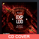 Explode - CD Template