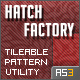 The Hatch Factory: 100+ Tileable Texture Utility - ActiveDen Item for Sale
