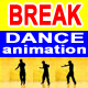 Breakdance Animation - ActiveDen Item for Sale