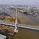 Aerial View of Bangkok and the Chao Phraya River 11