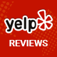 Yelp Reviews Pro for WordPress