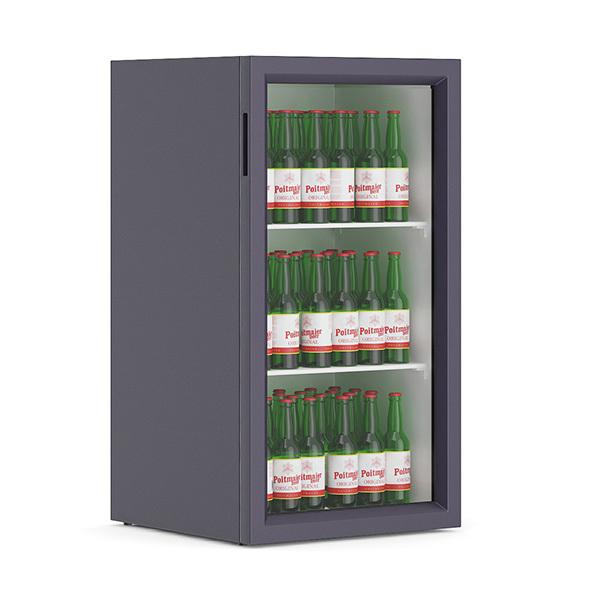 Market Refrigerator – Beer - 3DOcean Item for Sale