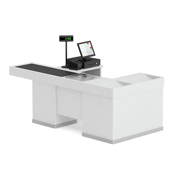 Cashier Desk - 3DOcean Item for Sale