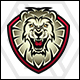 Lion Head / Lion Shield Logo