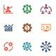 50 Seo Popular Icons