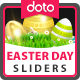 Easter Sale Sliders - 3 Designs