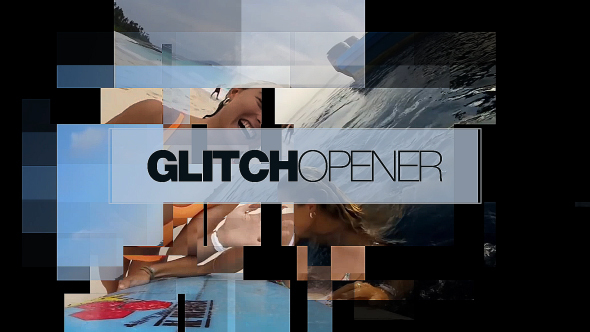 Download Smart SlideShow Glitch Opener nulled download