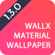 WallX: Material Design Wallpaper & Parse Server (1.3.0)