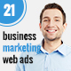 Business Marketing Web Banner Ads