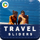 Travel Sliders - 2 Designs