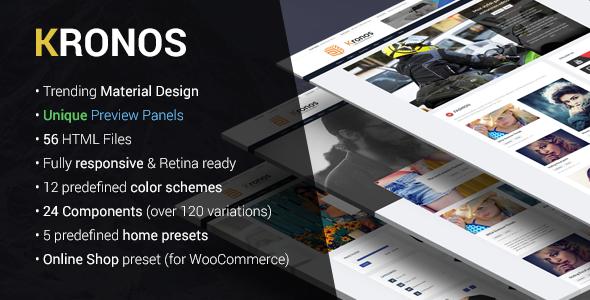 how to make a responsive material design website