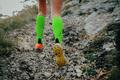 feet running girls