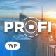 Profi - Multipurpose Corporate WordPress Theme