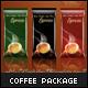 Coffee Package Mock-up