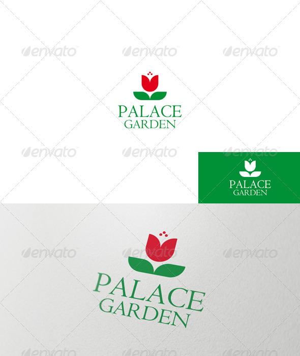 Palace Garden Logo