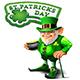 St Patricks Day Transition