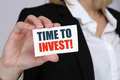 Invest investment investor finance financial finances money business concept