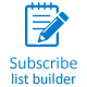 Subscribe - Marketing List Builder Landing Page